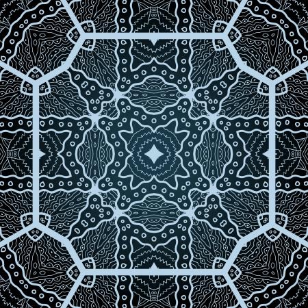 Vector seamless pattern. Modern stylish texture. Stock Vector - 22620767