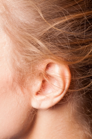 picture of the womens ear photo