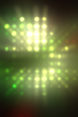 light dots background abstract in green tones of colours photo