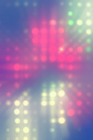 light dots background abstract crossprocessed colours colored bright photo