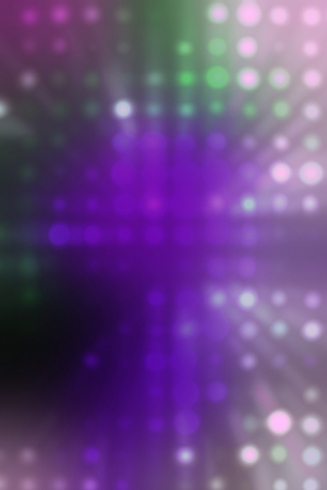 violet light dots background abstract Stock Photo - 23569905