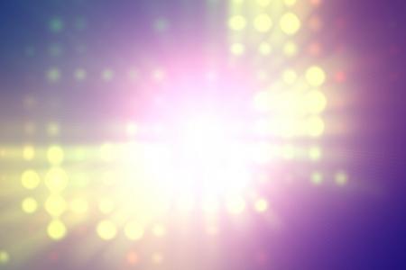 lichte stippen achtergrond abstract Stockfoto