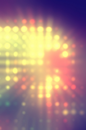 light dots background abstract photo