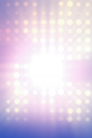 light dots background abstract Stock Photo - 23569914