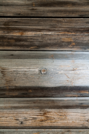 Vertical old wood plank background photo
