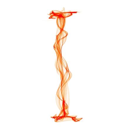i nobody: i letter made of fire