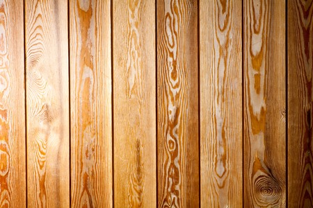 sidelit: Yellow plank background side lit Stock Photo