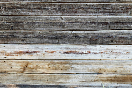 Wood texture. Background of old panels photo
