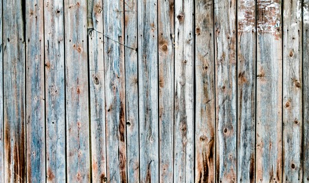 Wooden fence panels, obsolete plank background photo