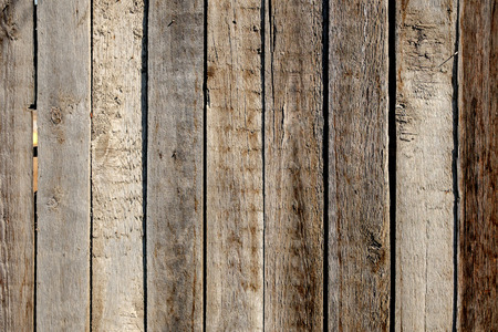 Wood plank brown texture background. photo