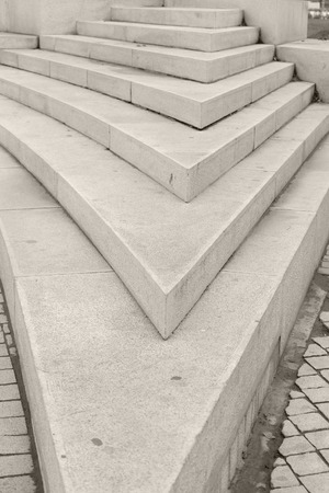 parapet: Concrete parapet made in the form of sharp angle