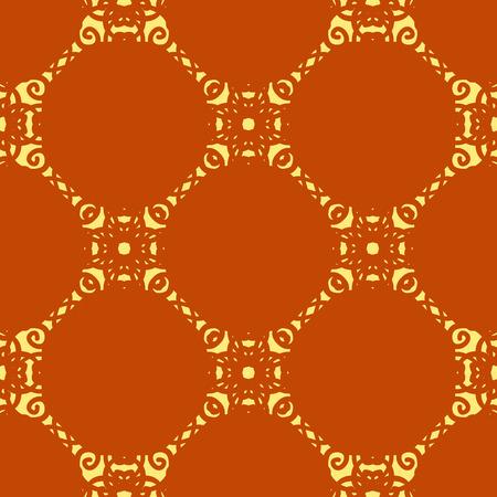 twirls: Broen seamless Print tile doodle style twirls