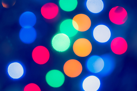 beautyful: Abstract holidays backgrounds with beautyful bokeh and defocused lights toned image. Stock Photo