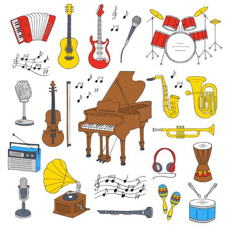 Strumenti musicali e simboli