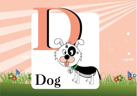 d: Alphabet D