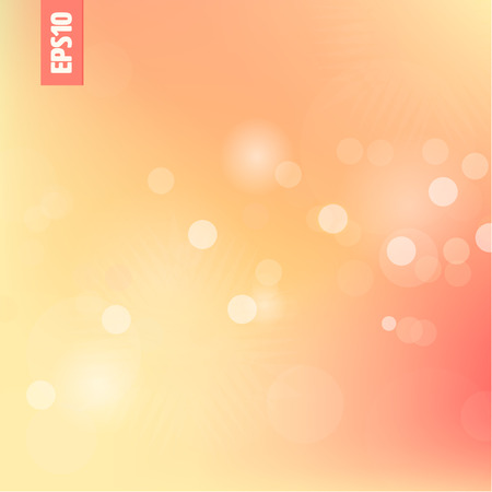 sweet vectors background with color pink yellow and orange