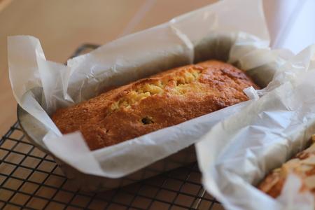 Pound cake Stock fotó