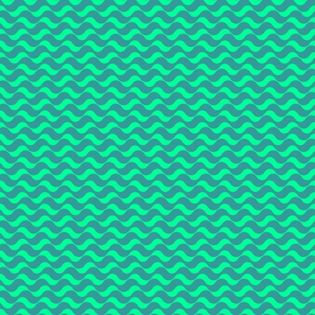 squiggles: Seamless pattern. Stylized pattern of ocean surface