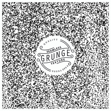 Grunge Seamless texture. Vector illustration. Ready for print, web and other design