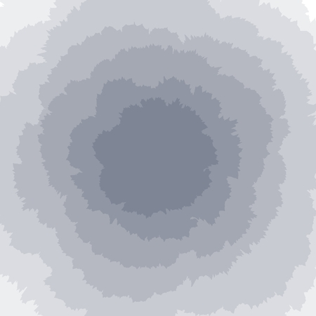 Background of abstract shapes in shades of gray. Simple layered vector template