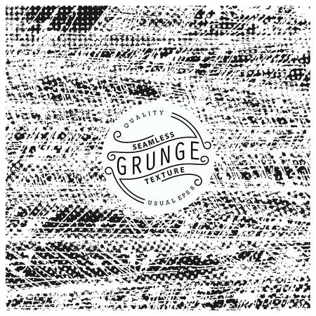 Grunge texture. Old-time vintage style. Vector template for design.  Illustration