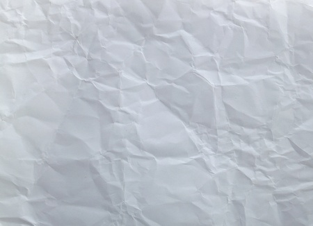 Crashed paper background or texture photo