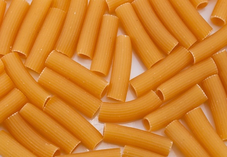 Italian pasta texture or background Stock Photo - 8614221