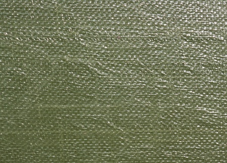 Abstract green textile for background Stock Photo - 9250883