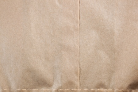 Surface of the paper bag Stock Photo - 9250878