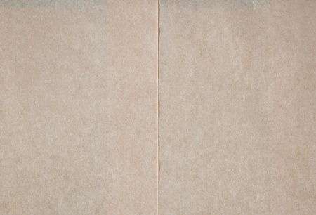 Element of the paper bag for background photo