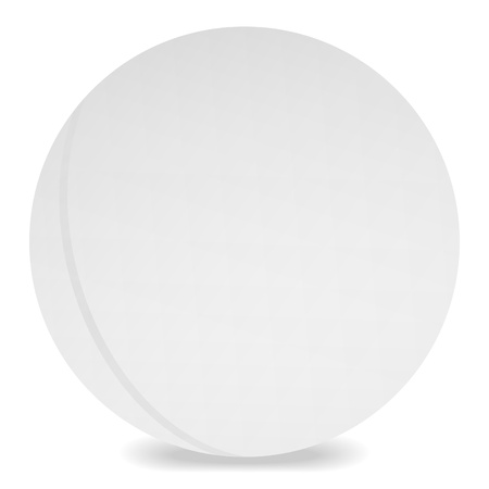 Ping pong ball Vector