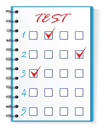 Test Vecteurs