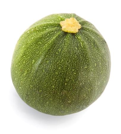 squash vegetable: Fresh squash vegetable isolated on white background