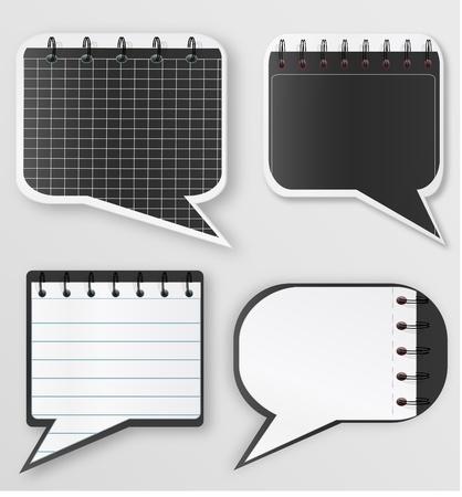 바인더: 메모장 목록의 설정