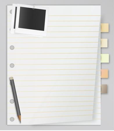 pad pen: Lista de Bloc de notas de espiral con cosas de forrado