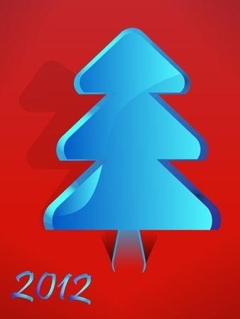fur tree: Fur albero gift card