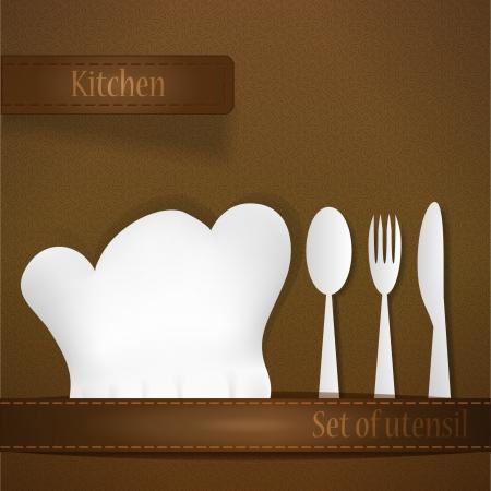 Kitchen utensil photo