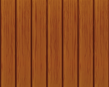 Wooden timber surface Vector