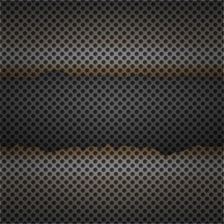 Metal texture Stock Vector - 12157392