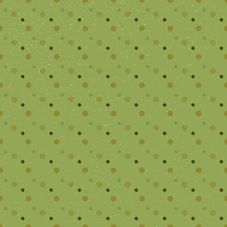 Abstract dot seamless background Vector