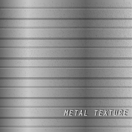 aluminium wallpaper: Metal texture