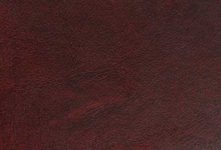 Pattern of the dark brown leather surface photo