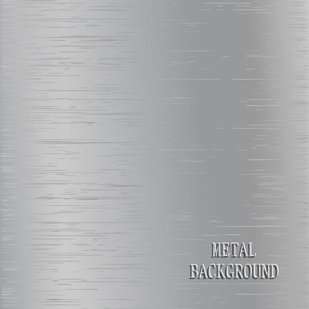 platinum style: Brushed metal surface