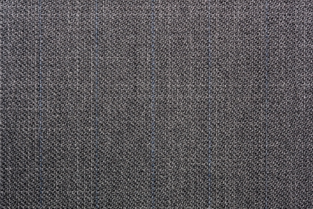 brown flax: Cotton lined fabric  grey background