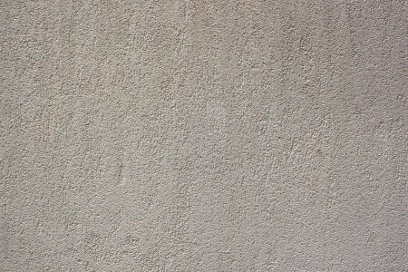 Gray plaster wall surface photo