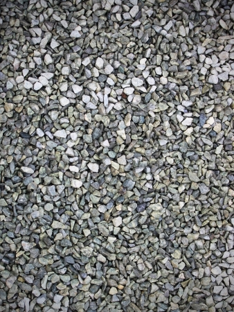Pattern of the small gravel background