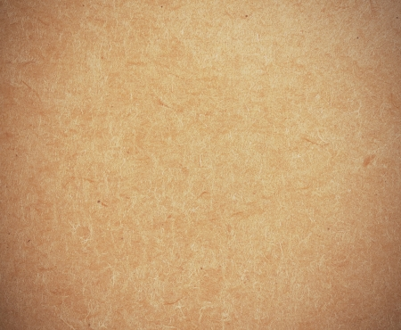 Empty brown cardboard surface photo