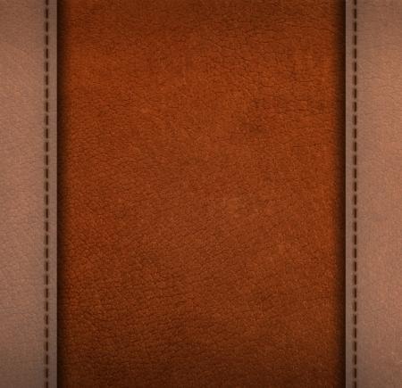 cuero vaca: Patr�n de superficie de cuero para el fondo