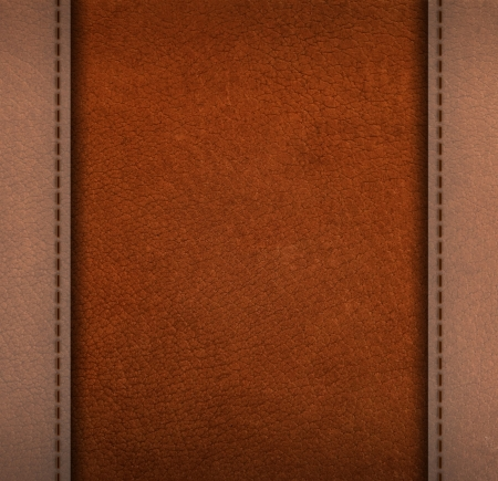 Pattern of leather surface for background Stock Photo