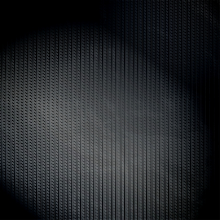 corduroy: Dark metalic surface background with place for text